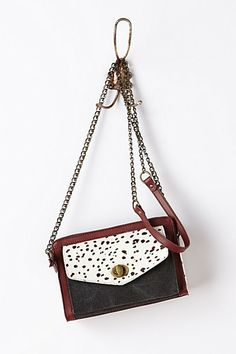 Cheval Crossbody Bag #anthropologie