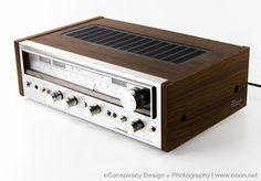 Vintage PIONEER SX-680 AM FM Stereo Receiver 60W Tested & Working Wood Case VGC #Pioneer