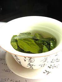 Thé vert - Wikipédia