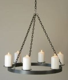 Candle Chandelier Guide