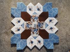 Sew and Sow Farm: Patchwork of the Crosses