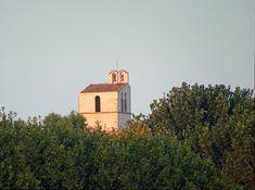 Iglesia de Sant Pol vista desde la playa
