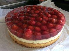 Raspberry, Strawberry, Cheesecake, Food Porn, Fruit, Recipes, Cheesecakes, Strawberry Fruit