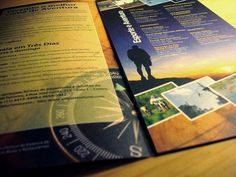 Adventure Tourism Brochure on Behance