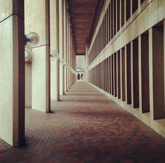 Christian Science Plaza via Matt Stevens #pattern