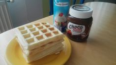 Waffles..good morning :)