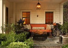 Decorating: Cozy Fall Palettes