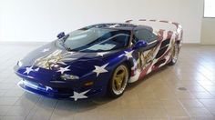 "eBay Find of the Day: ""America, #^$% Yeah!"" Edition 1996 Vector M12 has its timing all wrong - Autoblog"