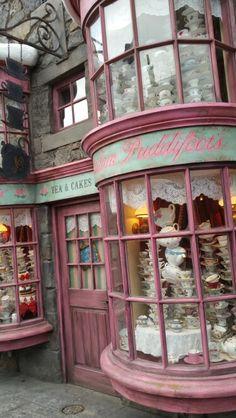 Madam Puddifoots' cafe