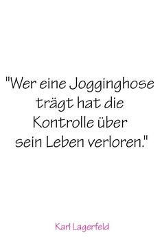 Fashion, Shopping & Style | Karl Lagerfeld's 20 größte Weisheiten, nach denen alle leben sollten | POPSUGAR Deutschland Photo 7