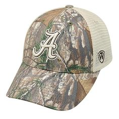 low priced 62ae1 e4b1c Alabama Crimson Tide Camouflage Caps Alabama Hats, Realtree Camo, Camo  Patterns, University Of