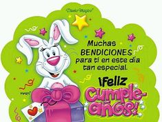 Pinned using PinFace! Happy Birthday Images, Happy Birthday Cards, Birthday Greetings, E Cards, Greeting Cards, Birthday Wishes For Friend, Happy B Day, How To Speak Spanish, Christmas Birthday