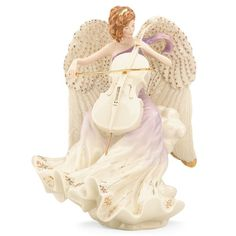 Symphony Of The Angels Figurine By Lenox