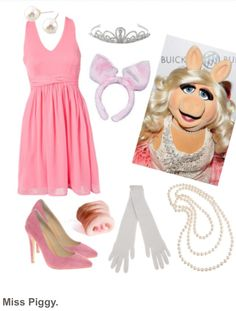 Miss Piggy costume                                                                                                                                                                                 More