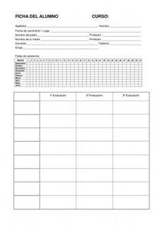 Memonotas o libro del profesor para el inicio del curso 2013-2014 editable - Orientacion Andujar