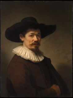 https://flic.kr/p/fY98zD | Herman Doomer | 1640. Oil on wood. 75,2 x 55,2 cm. The Metropolitan Museum of Art, New York. 29.100.1.