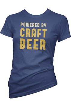 Ladies, show the world what drives you, craft beer! #craftbeer