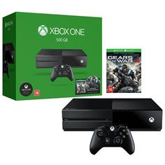 Xbox+One+500GB+Game+Gears+of+War+4+via+download+Controle+Sem+Fio+Microsoft