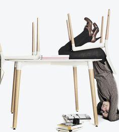 LaGranja Belloch Stackable Chair-barcelonaindesign.com