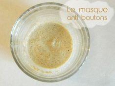 Recette cosméto : Masque anti-boutons aux flocons d'avoine - CareVox