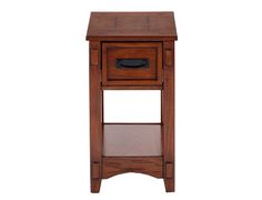 Cross Island Collection - Chairside Table