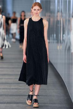 Whistles Spring 2015 Ready-to-Wear - Collection - Gallery - Look 1 - Style.com