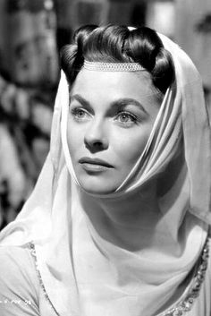 """Joanne Dru as Mary Magdalene in """"Day of Triumph"""""""