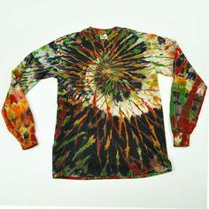 Longsleeve Oracle Tie Dye $28