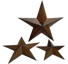 Hammered Metal Wall Hanging Stars. Iu0027m Obsessed With These! Have One Hanging