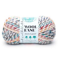 Loom Knit Patchwork Garter Baby Throw Pattern Lion Brand Wool Ease, Lion Brand Yarn, Knitting Kits, Knitting Patterns, Easy Knitting, Free Pattern Download, Super Bulky Yarn, Cardigan Pattern, Tejidos