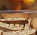 All About Biscotti: Orange Almond Biscotti