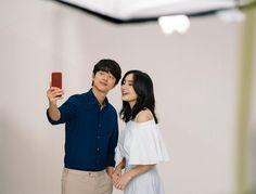 "95.6k Likes, 1,711 Comments - Tatjana Saphira (@tatjanasaphira) on Instagram: ""BTS of ASUS Zenfone 4 Selfie shoot with Gong Yoo, Asia-Pacific Zenfone Ambassador ⚡️ . Mark your…"""