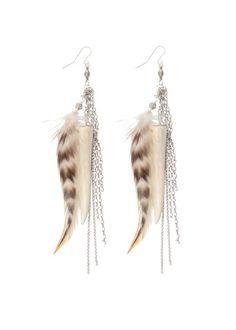 Vagabond Antler Earrings – Heather Gardner