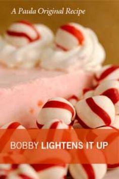 Bobby's Lighter Bob's Peppermint Pie