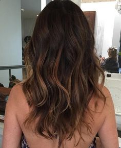 Hair color ideas for long hair