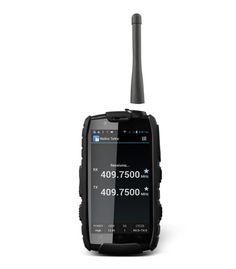 Ham Radio Smartphone! Outfone Rangerfone S15 Android VHF/UHF