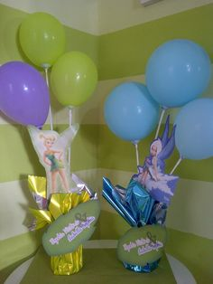 tinkerbell and periwinkle | CatchMyParty.com