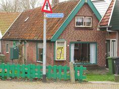 Waar vroeger ook boeken konden geleend Broek op Langedijk