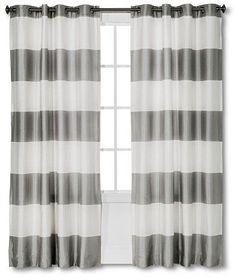 Threshold Bold Curtain Panel
