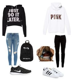 """Got Borded"" by nikkiyass on Polyvore"