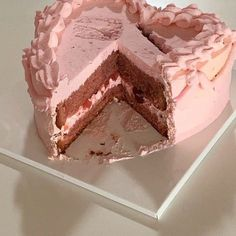 Pretty Birthday Cakes, Pretty Cakes, Cute Cakes, Food Porn, Masterchef, Think Food, Cute Desserts, Cafe Food, Aesthetic Food