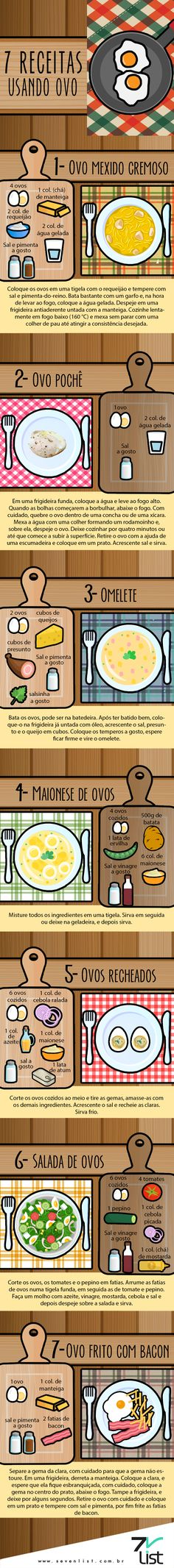 Inspired by you! 18 Pins like ones you've looked at lately - - Graded - The American School of São Paulo Mail Food N, Diy Food, Food And Drink, No Cook Meals, Kids Meals, Egg Recipes, Cooking Recipes, Menu Dieta, Vegan Coleslaw