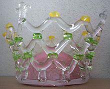 Bořek Šípek – Wikipedie Glass Molds, Pressed Glass, Carnival Glass, Glass Vase, Design, Home Decor, Decoration Home, Room Decor