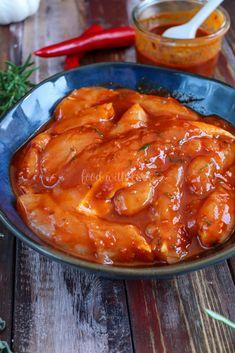 Easy Snacks, Easy Healthy Recipes, Easy Meals, Grilling Recipes, Cooking Recipes, Tofu Marinade, Pesto Sauce, Eat Smart, Spare Ribs
