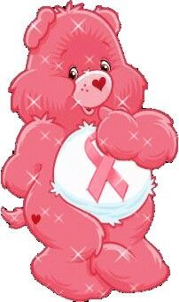 PINK POWER BEAR
