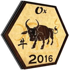 The 2016 Chinese horoscope predictions for the Ox forecast an emotional and happening year.