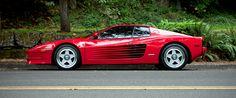 Ferrari Testarossa always a head turner for me :)