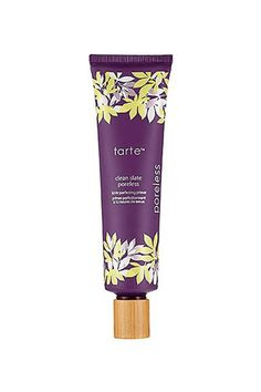 Need your #makeup to last all day? Prep w/ our Clean Slate Poreless 12-Hour Perfecting Primer #tartecosmetics #primer