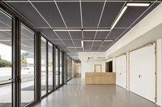 Salle Polyvalente de Plumergat / Studio 02