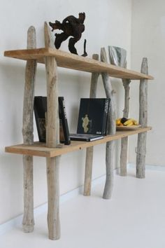 Driftwood. Shelf